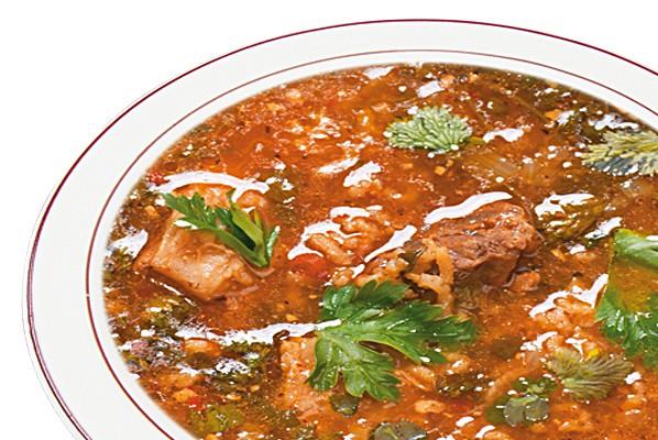 Харчо из говядины грузинский рецепт 129